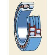 skf双列圆柱滚子轴承NN3028K/SPW33,机床主轴轴承,上海现货