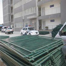 护栏网隔离栅防护 果园防护隔离网 开发区围墙护栏