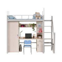 公寓床厂家学生宿舍床定制供应双层床