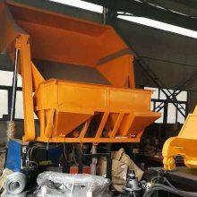 沧州中拓自动上料喷浆车厂家销售安全环保混凝土机械