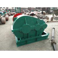 江苏扬中郑科JD-5T型矿用大吨位可溜放卷扬机安全可靠