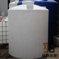 6立方滚塑储罐 6立方塑料pe储罐 6吨牛筋储罐