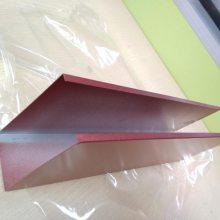 厂家定制雄安新区木纹铝方通天花吊顶 U形铝方通吊顶价格