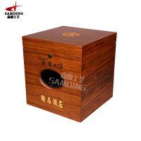 钢琴漆木酒盒,钢琴漆木酒盒定做,钢琴漆木酒盒厂家-森鼎工艺