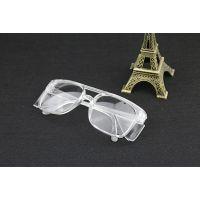 厦门劳保直销优质护目镜防风沙防尘打磨防护眼镜骑行透明防冲击劳保挡风防护眼罩