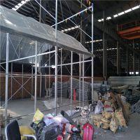单体温室大棚 4分单拱钢架大棚 蔬菜大棚 花卉大棚 CT3810温室建设