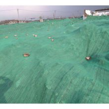 长沙盖土网价格 垃圾场覆盖网 六针密目网