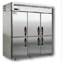 松下/Panasonic六门冷冻柜 SRF-1881NC 立式直冷冷冻柜