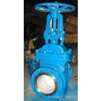 电动陶瓷排渣浆液阀 PZ973TC-16C电动陶瓷刀型闸阀