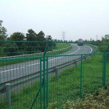 高速公路安全栅 广州边框护栏网 围墙栏杆多钱一米