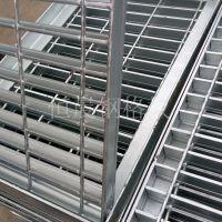 工厂排水沟盖板/南阳工厂排水沟盖板/平台镀锌钢格栅厂家定制