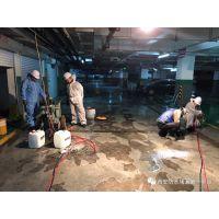 西安地下室防水堵漏西安蓝箭卓越防水堵漏公司