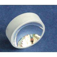 吉祥光电加工定制 反射率99% 铝反射膜 凹球面反射镜