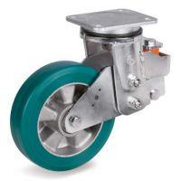 德国脚轮Blickle减震弹簧进口tellure rota重载型辅助64系列工业脚轮