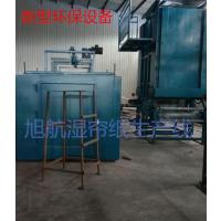 沧县旭航机械厂销售湿帘纸生产线。