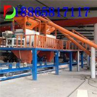 供应山东实用型高效率泡沫混凝土保温板设备