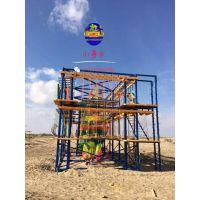 君昂童子军乐园儿童绳网探险儿童探索乐园XYS-0086