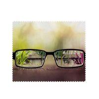 东莞厂家来稿定制超细纤维数码彩印 热转印升华眼镜布