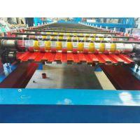 高档800卷帘门压瓦机博远送6米合缝机配套使用