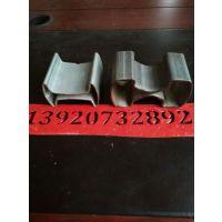 镀锌带扇形管//30*30扇形管厂家