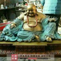 天顺雕塑(图),定做庙宇大型铜弥勒佛,广西弥勒佛