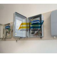 中国电信24芯光纤楼道箱室外防水型