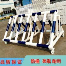 厂家 定制防撞路障移动护栏重型拒马移动护栏带刺 可定制