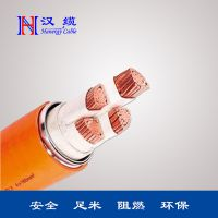 汉能电缆 YTTW cu芯绝缘电力电缆防火阻燃耐火电缆环保耐腐蚀