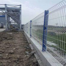 护栏网案例 围地护栏网 工厂围墙网