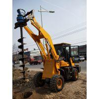 电线杆挖坑机厂家 水泥杆打坑机报价 鼎力工具