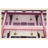 杭州外墙铝窗花加工定制