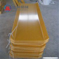 济宁生产溜煤板T 型供应 U型塑料溜槽