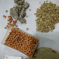 麦饭石球 麦饭石陶粒 麦饭石矿化球 麦饭石陶瓷球