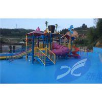 郑州水上滑梯设备信誉保证,贵州水上游乐设施厂家工程