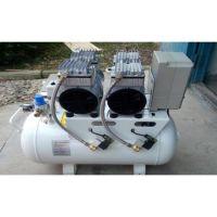 柳州无油静音空压机 无油静音空压机BD5502特价