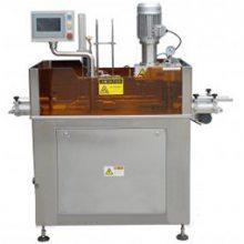 广州深圳奶粉在线式抽真空充氮铁罐封口包装机械