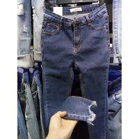 便宜女装牛仔裤清仓几块钱女士裤子清仓5-10元高腰弹力牛仔裤清