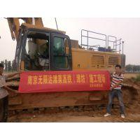 全新出租徐工XR280旋挖助力潍莱高铁