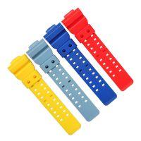 TPU手表带运动防水手表带注塑手表带高档塑胶表带TPE手表带批发