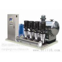 西安周至增压无塔供水设备 西安周至不锈钢储水箱 RJ-2810