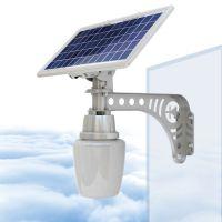 全新太阳能路灯 勤仕达专供LED太阳能灯 5W 900lm高光效 日亚LED光源铁锂电池