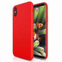 苹果x液态硅胶手机壳,液态硅胶包pc手机壳,内贴超纤,四周研磨合模线