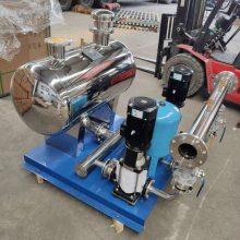 鑫溢 节能环保给水装置 不锈钢多极泵变频供水设备 设计及介绍