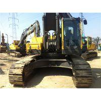 沃尔沃EC460B二手挖掘机