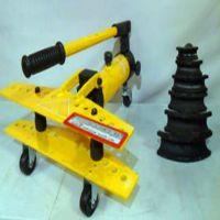 硕阳机械 轻便型液压弯管机 手动液压弯管机生产厂家