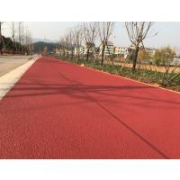 水性聚合物彩浆防滑路面粘接剂胶粘剂