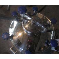 浙江威思凡304不锈钢组合式人孔卫生级视镜人孔(厂家直销)规格齐全可加工定制