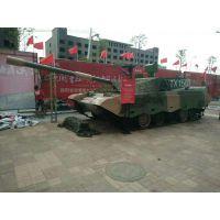 大型军事模型高端制作军事造型研发