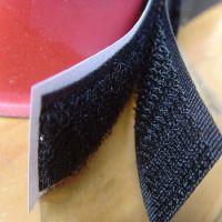 东莞强力背胶魔术贴 冲型背胶粘扣带 纱窗专用魔术贴