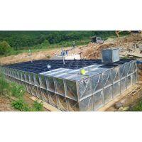 武汉地埋式不锈钢组合水箱